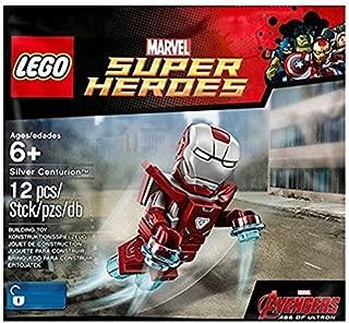 lego marvel silver centurion
