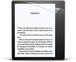 NuPro - Kit de protectores de pantalla para Kindle Oasis (9ª generación, modelo de 2017), 2 unidades, antirreflejos