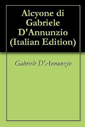 Alcyone di Gabriele DAnnunzio