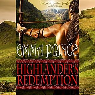 Highlander's Redemption cover art