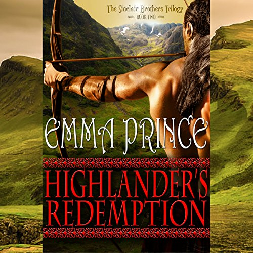 Highlander's Redemption cover art