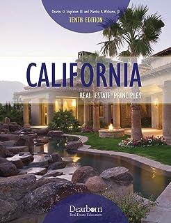 California Real Estate Principles 2017