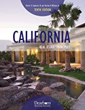 California Real Estate Principles 2017