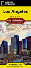 Los Angeles (National Geographic Destination City Map)