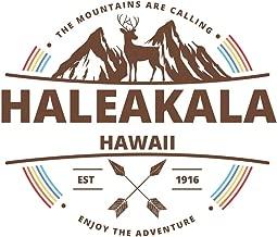 Haleakala Hawaii: Cool Haleakala Hawaii National Park Travel Journal / Notebook / Diary / Hiking & Camping Log Gift (6 x 9 - 110 Blank Lined Pages)