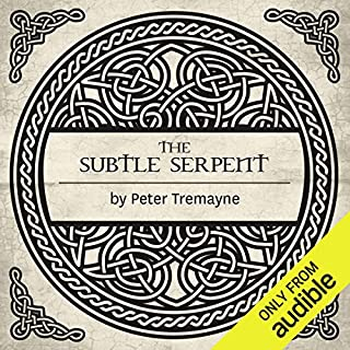The Subtle Serpent     A Celtic Mystery              By:                                                                                                                                 Peter Tremayne                               Narrated by:                                                                                                                                 Caroline Lennon                      Length: 12 hrs and 2 mins     82 ratings     Overall 4.5