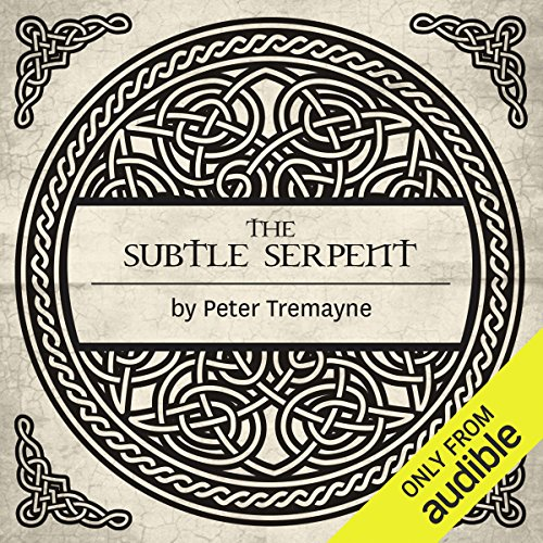 The Subtle Serpent audiobook cover art