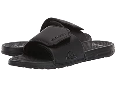 Quiksilver Shoreline Adjust (Solid Black 3) Men