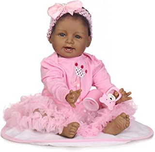 Dolls & Stuffed Toys Toys & Hobbies Doll Reborn Baby Soft Silicone Vinyl Toys For Girl Children 3 Years Beauty And The Beast Toys Collectible Realistic Dolls
