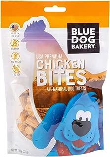 Blue Dog Bakery Natural Dog Treats, Grain Free, Chicken Bites