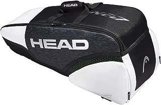 HEAD Djokovic 6 Racquet Deluxe Tennis Bag - 6R Combi