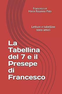La Tabellina del 7 e il Presepe di Francesco: Letture e tabelline sono amici e si aiutano a vicenda