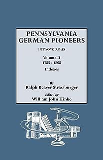 Penna. German Pioneers, Vol. II