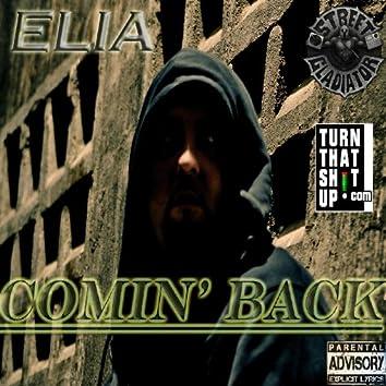Comin Back (feat. Alex Escobar)