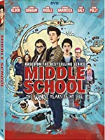 Middle School: Worst Years of My Life [DVD] [Import]