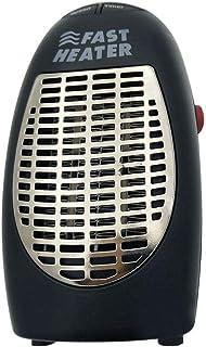 colinsa Heater Termoventilador Calefactor Calentador Termostato, 400W Mini–Calefactor de enchufes cerámica calefactor para escritorios y de bajo consumo de energía Stumme