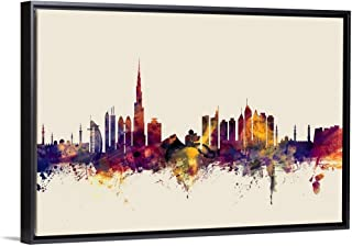 Best dubai skyline canvas Reviews