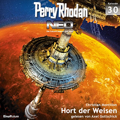 Hort der Weisen (Perry Rhodan NEO 30) Titelbild