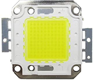 100W LED de la viruta caliente de la lámpara ahorro de energía del blanco de la lámpara de la viruta de alta (100W Blanco)