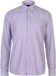 design di qualità b1e6c 4bdba Amazon.it: Camicia Lilla - Uomo: Abbigliamento