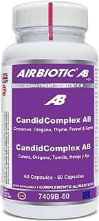 Airbiotic Candidcomplex Ab 60Cap. - 1 unidad