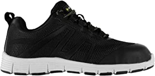 Dunlop MaineSB - Zapatos de seguridad para hombre, con cordones, color negro