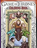 Game Of Thrones Coloring Book: The Color Wonder An Adult Coloring Book , (Exclusive Illustrations)