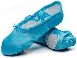 Women's Ballet Shoes Satin Split Sole Performa Flats