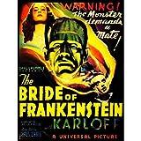 Wee Blue Coo Frankenstein Boris Karloff Monster Horror