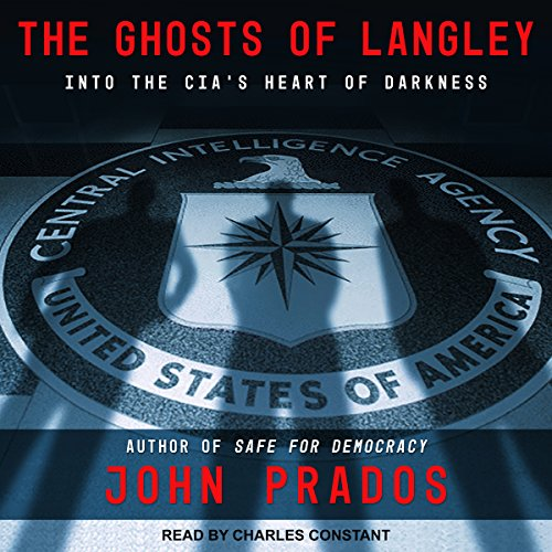 The Ghosts of Langley audiobook cover art
