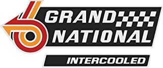 SpeedShopSigns Buick Grand National Decal 7.25 X 3 inch Sticker