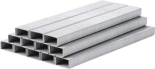 AmazonBasics Standard Stapler Staples, 5000 per Pack,10-Pack