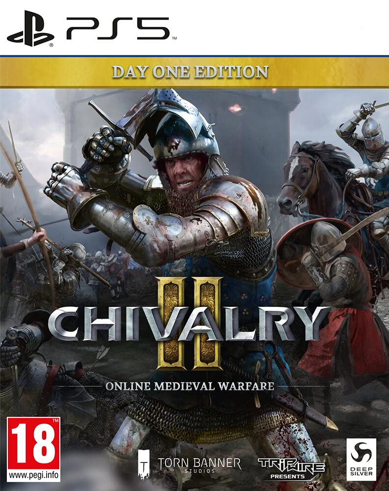 Chivalry II Spring new work one after another Ranking TOP1 - Day Edition PS5 One