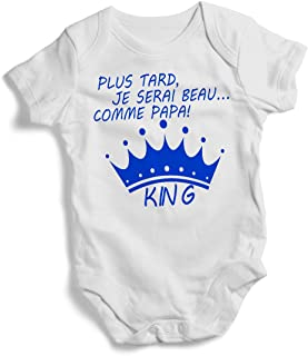 Promini Cute I Solemnly Swear That My Aunt Cotton Baby Bodysuit Cool Infant One-Piece Baby Bodysuit Baby Romper