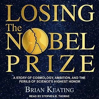 Losing the Nobel Prize cover art
