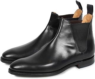 [クロケット&ジョーンズ] CHELSEA 8 チェルシー 8 ブーツ サイドゴア Eワイズ ブラック 黒 [並行輸入品]