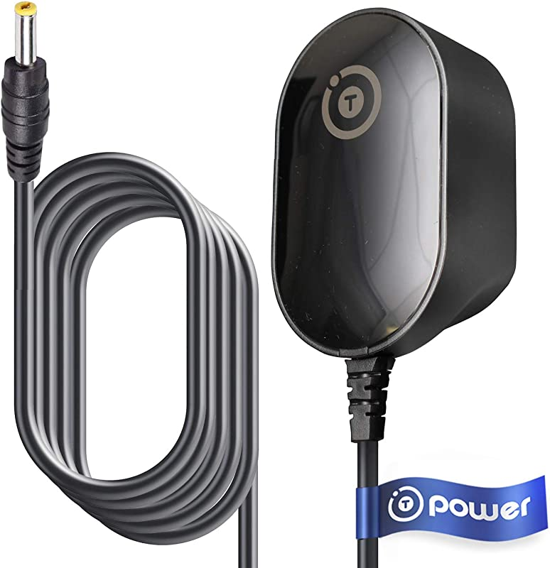 T POWER Ac Dc Adapter Charger Compatible With Vtech Safe Sound Baby Monitor DM221 2 PU Parent Unit DM221 2 BU Baby Unit Replacement Power Supply Cord