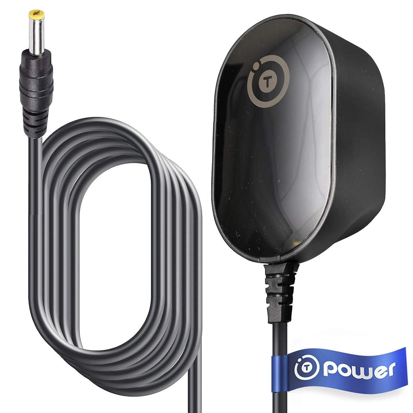 T POWER ( 6.6ft Cable ) Ac Dc Adapter Charger Compatible with Omron-Power-Supply 5 7 10 Series, 10 Series+ BP742N BP760N BP761 BP785 BP785N BP786N Upper Arm Blood Pressure Monitor
