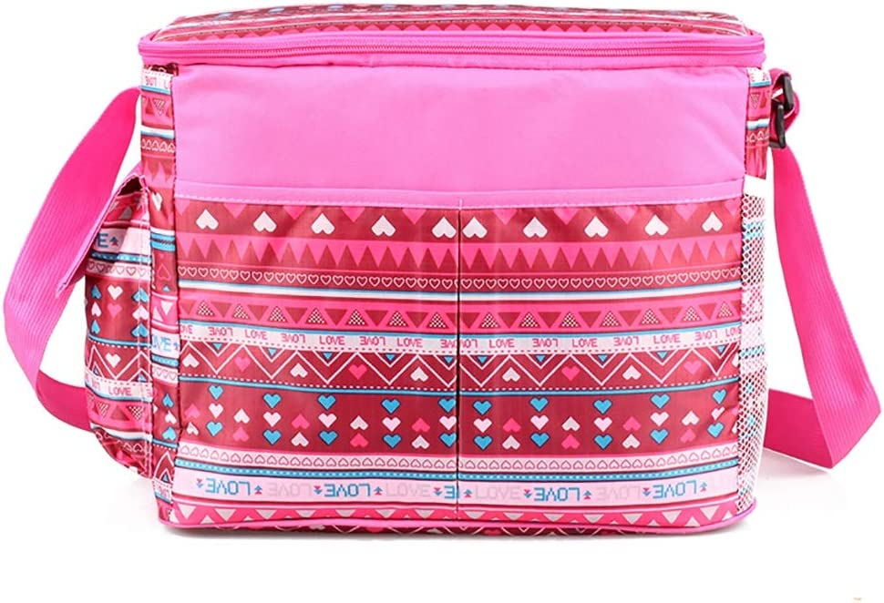 OFFicial mail order WHY Picknick Basket Max 84% OFF Leakproof Insulated Picnic Cooler Portab Bag