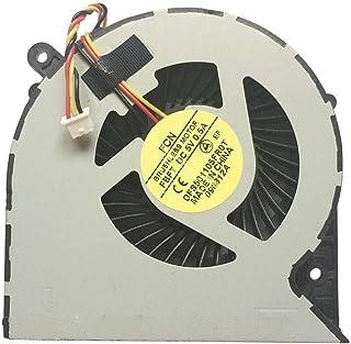 FCQLR Portable CPU Ventilateurs pour Toshiba Satellite C850 C855 C870 C875 L850 L870 Series Portable KSB06105HA-BM2D 3PIN