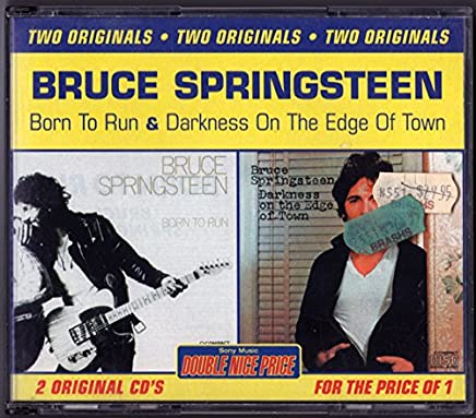 """Bruce Springsteen """"Born to Run""""&""""Darkness On The Edge Of Town"""""""