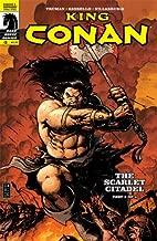 King Conan Scarlet Citadel #2