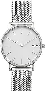 Skagen Men's Quartz Watch analog Display and Stainless Steel Strap SKW6442I
