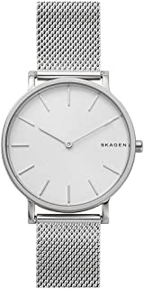 Skagen Men's Quartz Watch analog Display and Stainless Steel Strap SKW6442I