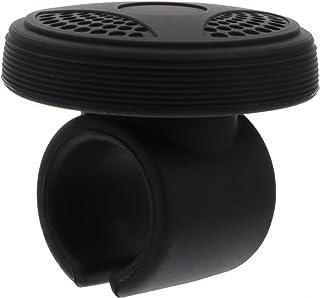 Vibrky - Botão universal para volante e volante, bola de aumento de fácil instalação, controle flexível para carro, caminhão