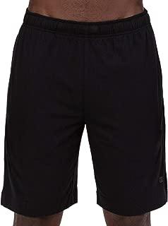 Men's Knit Short Quickdry Stretch Athletic Short Nine Inch Inseam