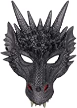 dragon mask leather