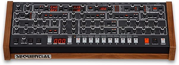 Sequential Prophet-6 Module 6-Voice Polyphonic Analog Synthesizer