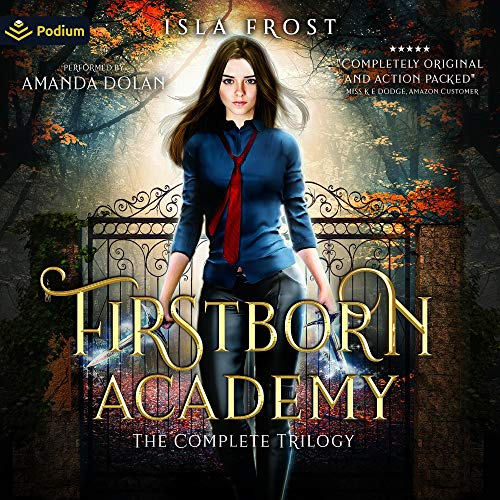Firstborn Academy: The Complete Trilogy Titelbild