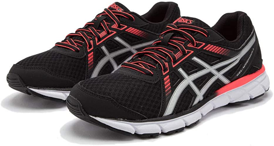 ASICS Shoes Women Gel-windhawk 2, black, 39 eu : Amazon.de: Fashion